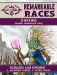 RPG Item: Remarkable Races: Oakling