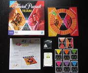 Board Game: Trivial Pursuit: Team