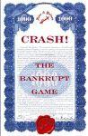 Board Game: Crash! the Bankrupt game