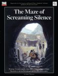 RPG Item: The Maze of Screaming Silence