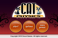 Video Game: Cat Physics