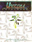 RPG Item: Uktena Tribebook (1st Edition)
