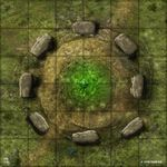 RPG Item: Pathfinder Flip-Tiles: Forest Starter Set