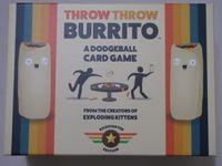 Board Game: Throw Throw Burrito Kickstarter Edition