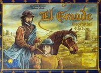 Board Game: El Grande Decennial Edition