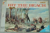Board Game: Hit the Beach