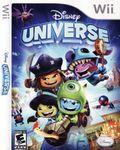 Video Game: Disney Universe