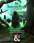 RPG Item: The Zersetzen Forest