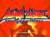 Video Game: Asura Blade: Sword of Dynasty