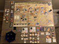 Board Game: Eldritch Horror: Forsaken Lore