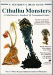RPG Item: S. Petersen's Field Guide to Cthulhu Monsters