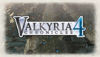 Video Game: Valkyria Chronicles 4