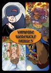 Board Game: Vampire Werewolf Fairies