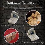 RPG Item: Battlement Transitions Pack