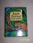 Board Game: Rain Forest Card Games