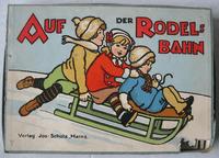 Board Game: Auf der Rodelbahn