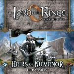 Board Game: The Lord of the Rings: The Card Game – Heirs of Númenor