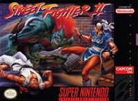 Video Game: Street Fighter II