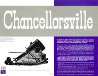 Board Game: Chancellorsville (Second Edition)