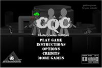 Video Game: CQC
