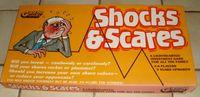Board Game: Shocks & Scares