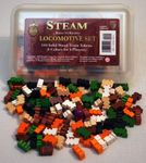 Board Game Accessory: Steam: Locomotive Set