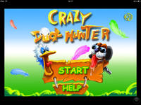 Video Game: Crazy Duck Hunter