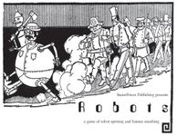 RPG Item: Robots