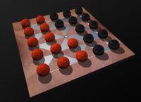Board Game: Alquerque
