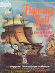 Board Game: Fighting Sail: Sea Combat in the Age of Canvas and Shot 1775-1815
