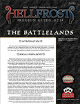 RPG Item: Hellfrost Region Guide #23: The Battlelands