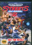 Video Game: Streets of Rage 2