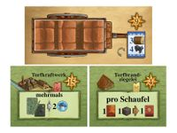 Board Game: Fields of Arle: Advent Calendar Expansion