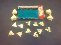 Board Game: Three Dimensional Dominoes