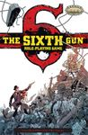 RPG Item: The Sixth Gun Role-playing Game