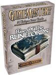 RPG Item: GameMastery Item Cards: Rise of the Runelords