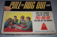 Board Game: Pull The Rug Out