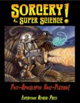 RPG Item: Sorcery & Super Science!