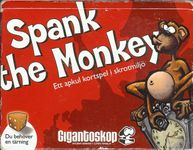 Board Game: Spank the Monkey