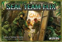 Board Game: SEAL Team Flix