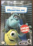 Video Game: Monsters, Inc. Scream Arena