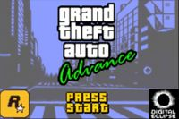 Video Game: Grand Theft Auto (GBA)