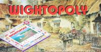 Board Game: Wightopoly