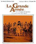 Board Game: La Grande Armée: The Campaigns of Napoleon in Central Europe 1805-1809