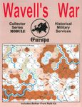 Board Game: Wavell's War