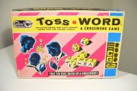 Board Game: Toss Words