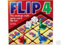 Board Game: Flip 4
