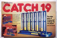Board Game: Catch 19