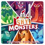 Board Game: Shy Monsters