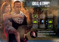 Board Game: Outlive: Leader – Greg & Emmy